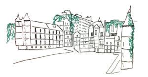 Royal Vic Dessin / Drawing
