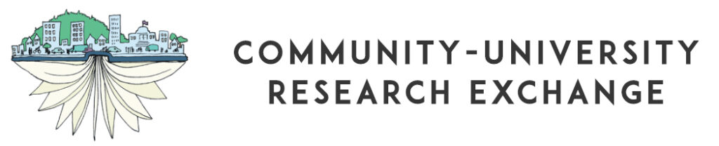 Community-University Research Exchange logo